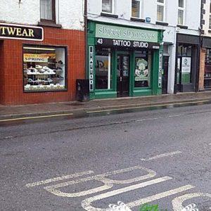 Athy Ireland Leinster St. Alans Foorwear