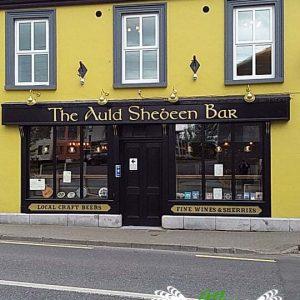 Athy Ireland The Auld Sheoeen Bar